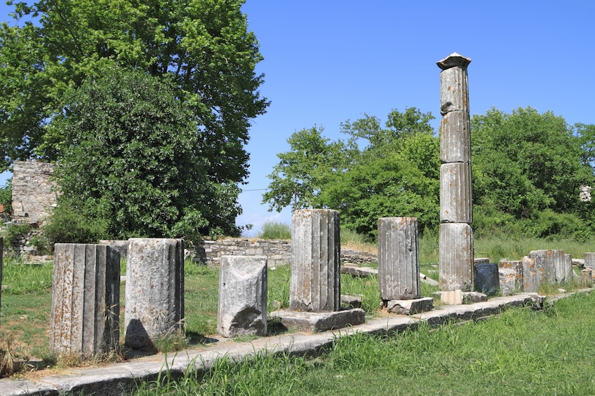 Thassos Treasures