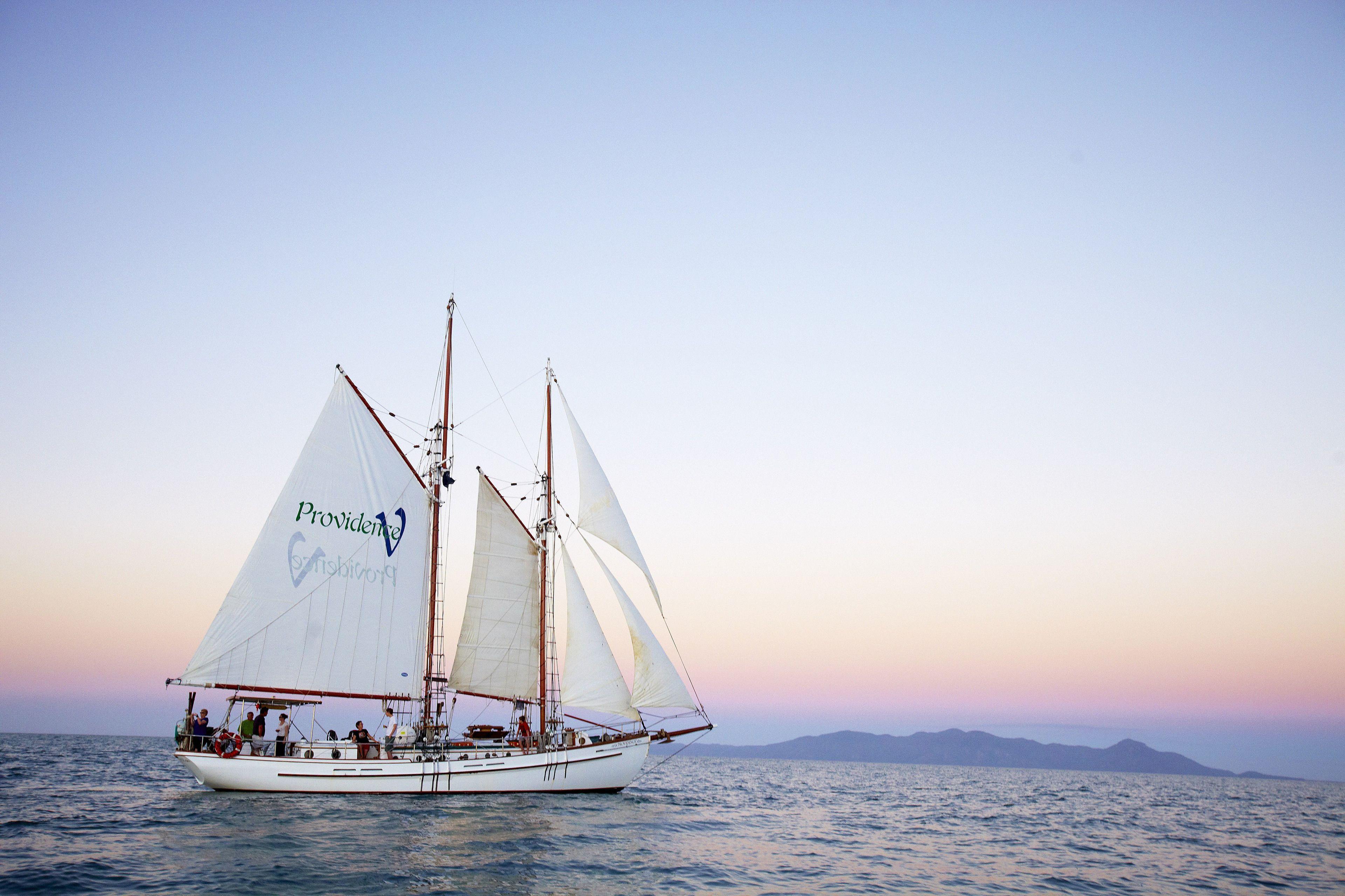 Tall Ship Sunset Cruise