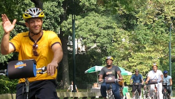 Waterfront Hudson River & Central Park Bike Tour