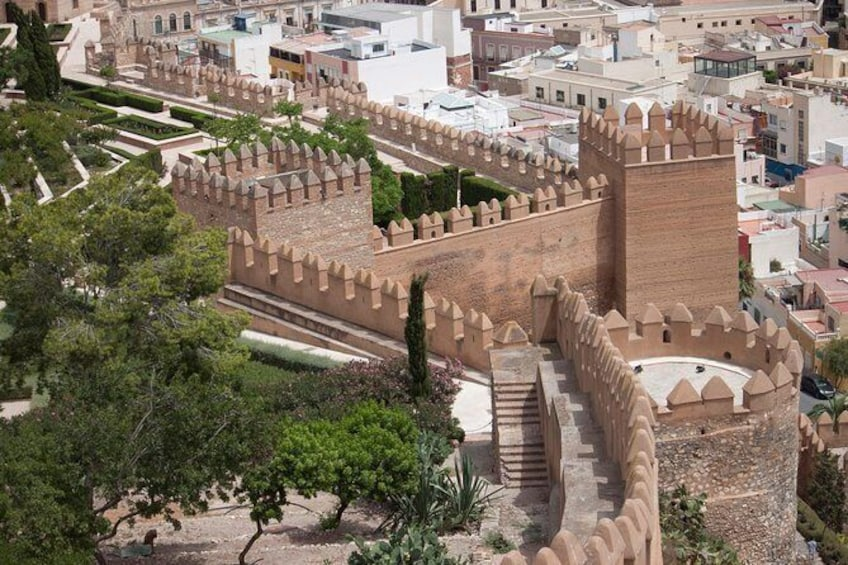 Malaga to Granada: skip-the-line at Alhambra & Nasrid Palace - for cruisers only