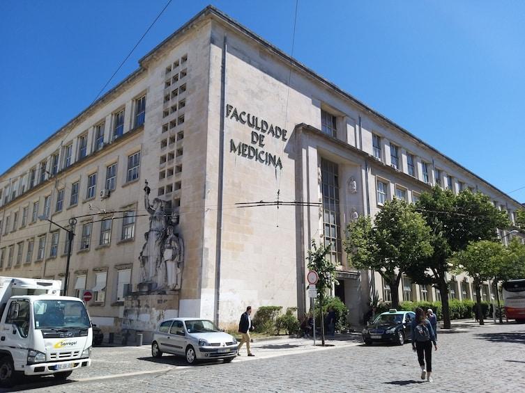 Show item 1 of 2. Alcobaça, Batalha, Tomar and Coimbra Private Tour
