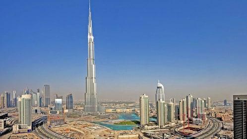 Cityscape in Dubai