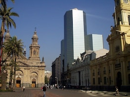 Santiago Private Walking Tour with Professional Guide