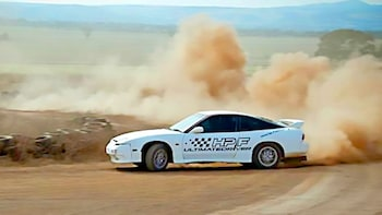 Advanced Drifting Package on Dirt