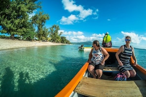 Pele Island Beach and Snorkelling Full Day Tour