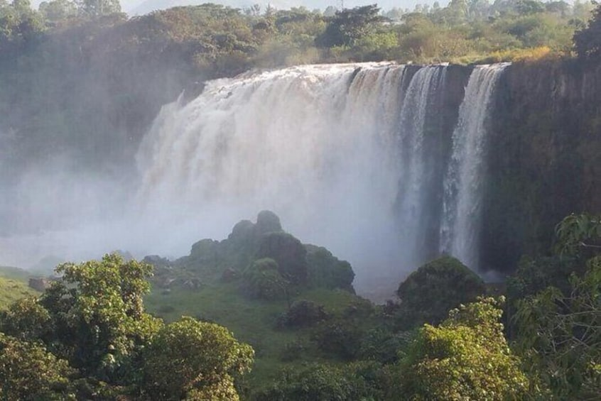 Touring Bahir Dar Ethiopia