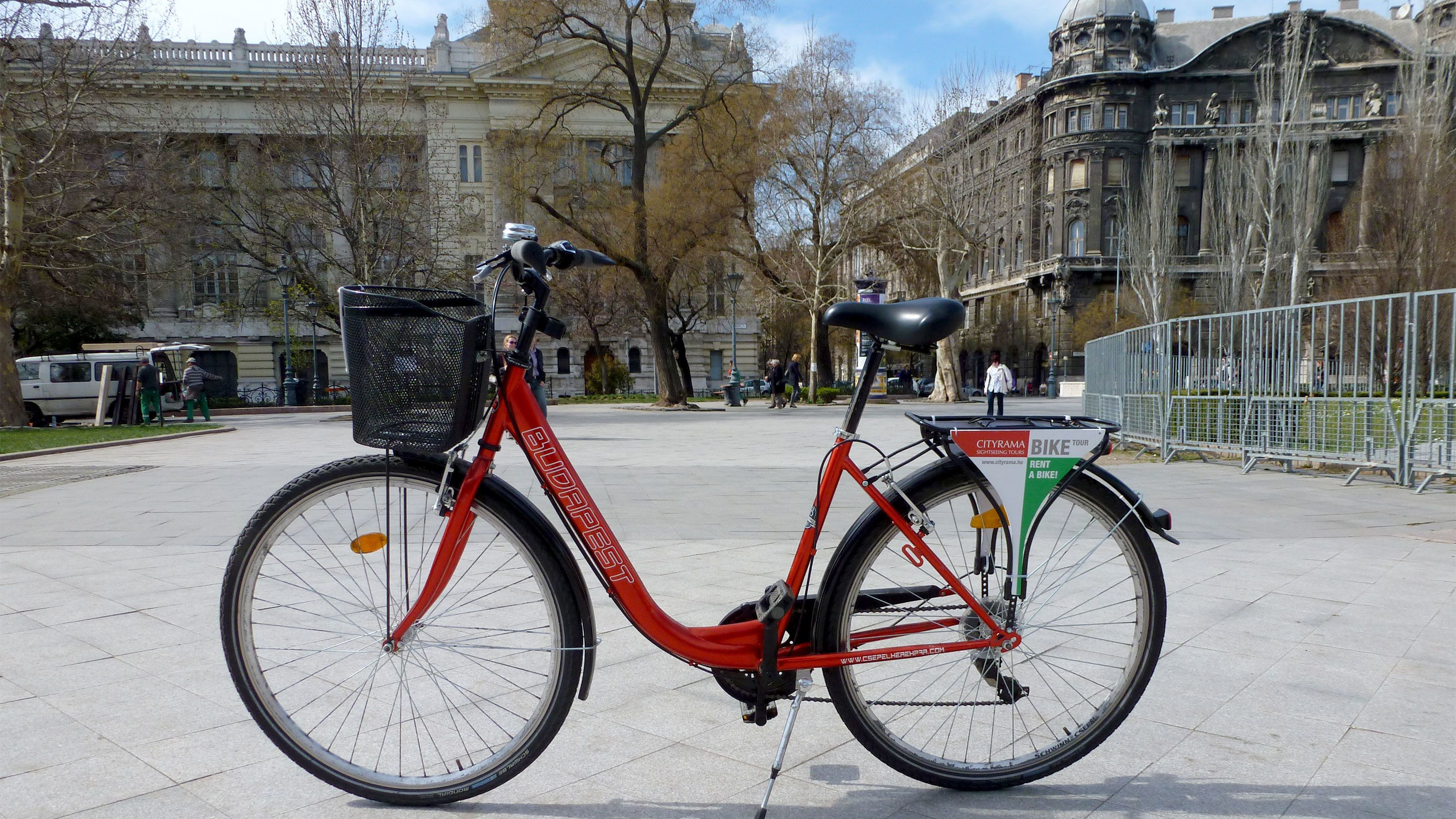 Bike available to rent