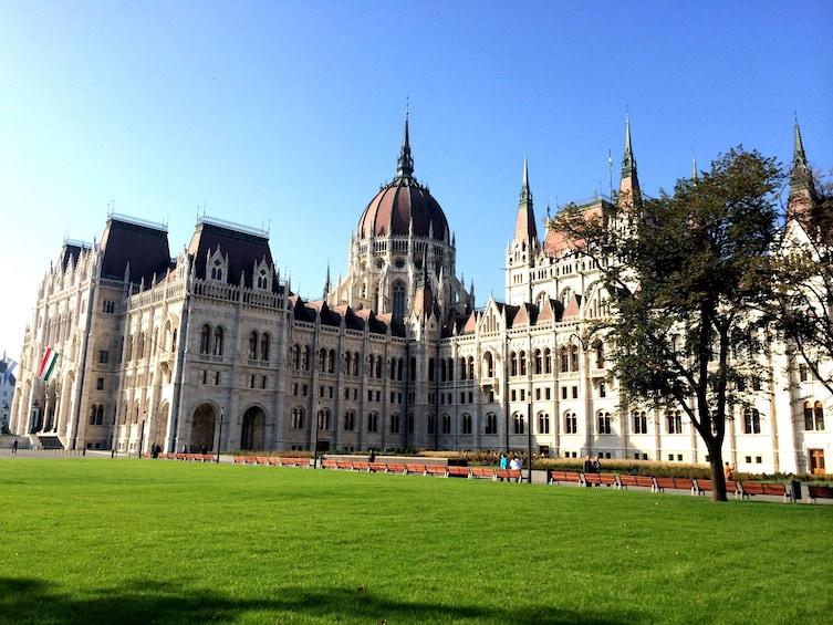 Show item 1 of 10. Skip-the-Line Ticket Budapest Parliament Tour-EU Citizens
