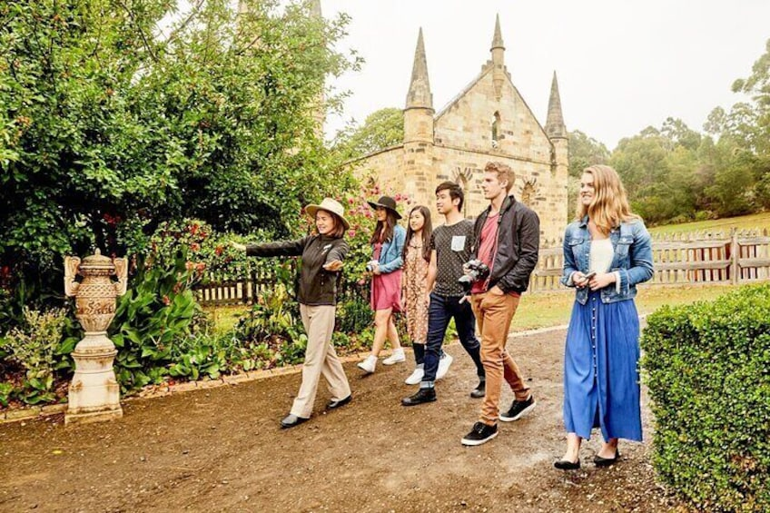 Introductory Walking Tour