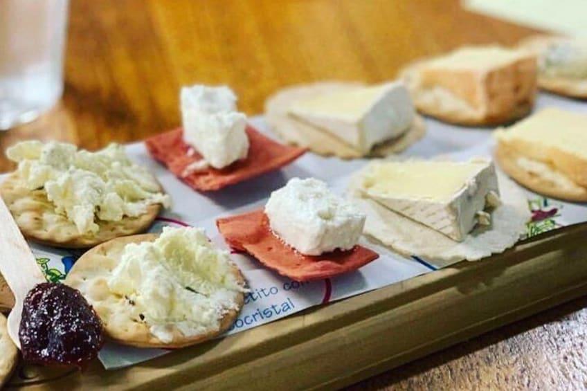 Hunter Valley Handmade Cheese Tasting