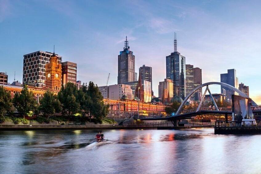 Show item 1 of 5. Melbourne