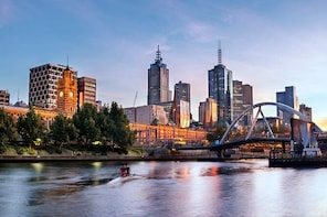 Melbourne Airport (AVV) to City Centre to Airport - Private Transfer