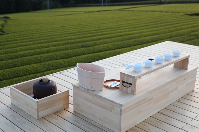 Show item 3 of 3. Tea Tourism : Outdoor tea ceremony experience @ Chatou