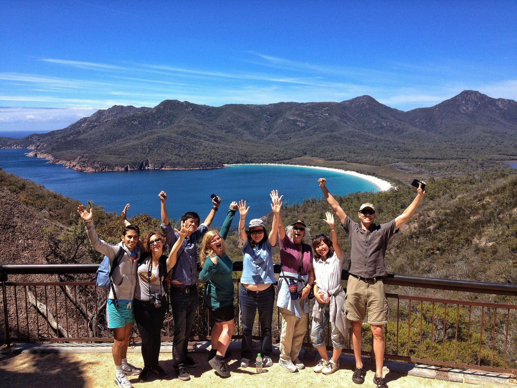 Full-Day Wineglass Bay ExplorerTour from Launceston