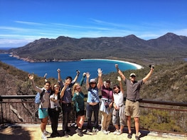 Full-Day Wineglass Bay Explorer Active Tour from Launceston