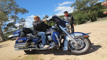 Blue Mountains Motorcycle Tour
