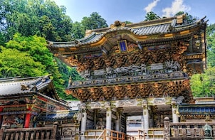 Nikko Scenic Spots & UNESCO Shrine Private Tour with Driver