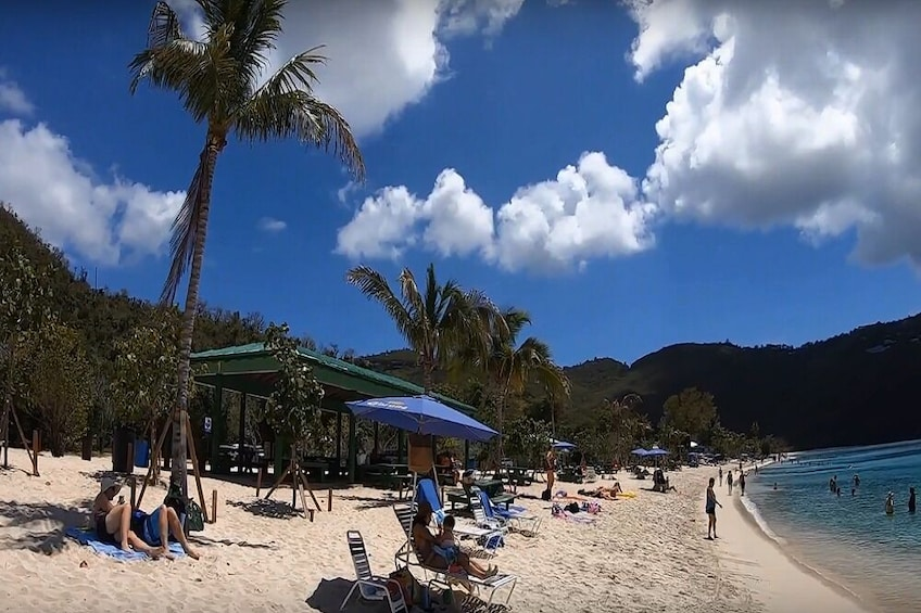 Show item 5 of 9. Budget Magens Bay Beach Run