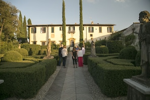 Show item 2 of 9. Wine Tasting & Dinner at a Private Florence Vineyard