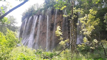 Private tour to Plitvice Lakes from Split or Trogir