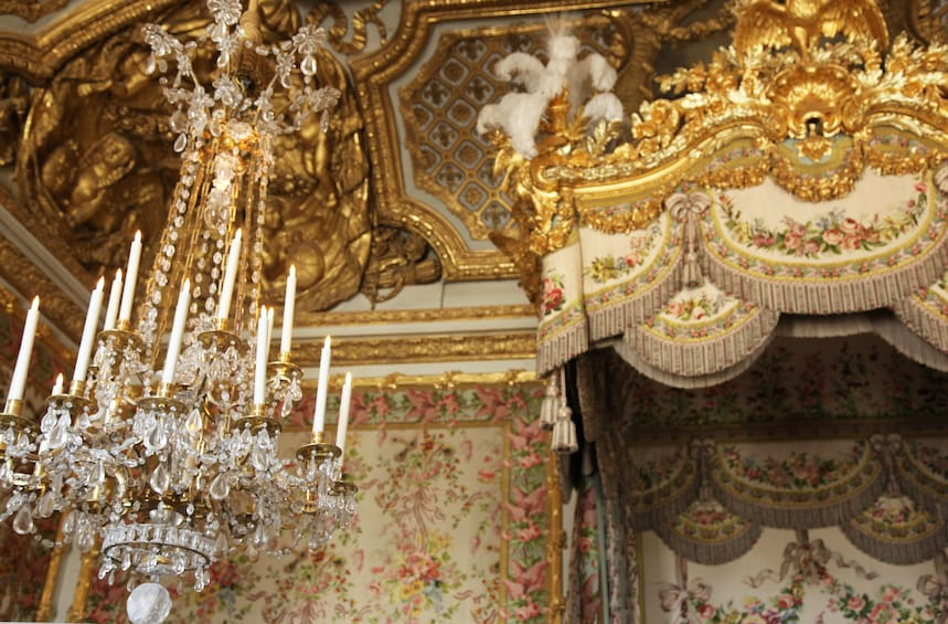 Show item 7 of 7. VIP Half-Day Versailles Secret Rooms Skip-the-Line Tour