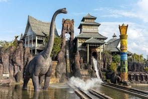 Leofoo Village Theme Park Day Tour from Taipei