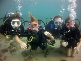 DISCOVER SCUBA DIVING IN CAMBRILS