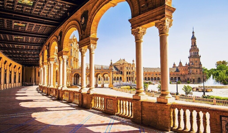 Show item 5 of 9. Day trip: Seville from Cadiz