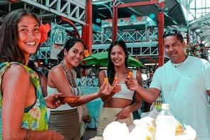 Tahiti street food tour