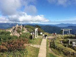 Gunma: Scenic View, Exercise & Hot Spring 1 day Private Tour
