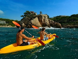 KAYAK RENTAL IN SALOU
