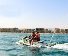 JET-SKI CIRCUIT IN SALOU