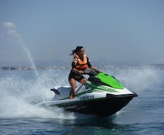 GUIDED JET-SKI TOUR IN SALOU