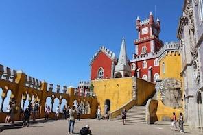 Sintra, Cabo da Roca and Cascais private tour