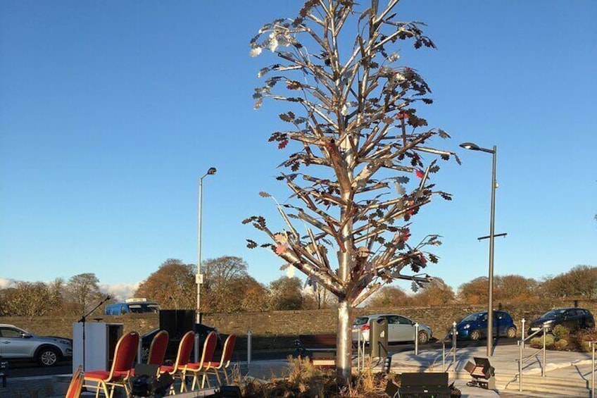 Show item 4 of 9. Start Point - Peace Tree