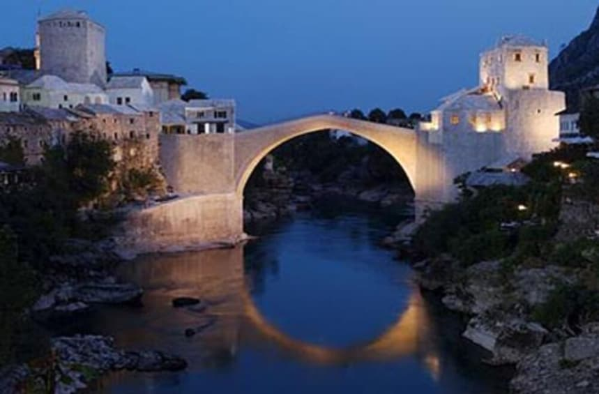 Show item 4 of 8. Private Exclusive Tour: Mostar & Medugorje from Split/Trogir