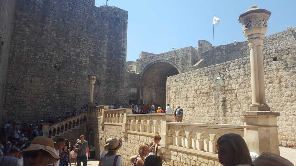 Show item 4 of 7. Private Exclusive Tour: Dubrovnik from Split or Trogir