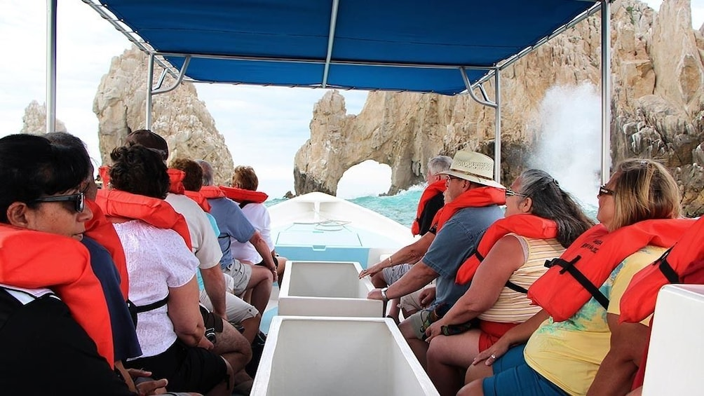 Show item 2 of 8. Glass Bottom Boat Tour