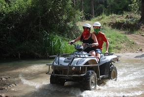 Quad Safari from Alanya