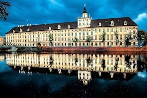 Wroclaw - the city of 100 bridges private tour 10h