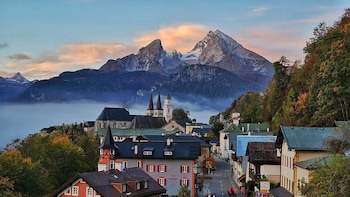 Bavarian Alps and Eagle's Nest Private Tour from Salzburg