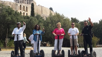 Excursion en Segway à Athènes