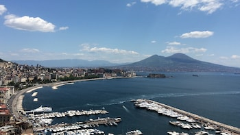 Excursion indépendante d'une journée à Naples, Pompéi ou Capri