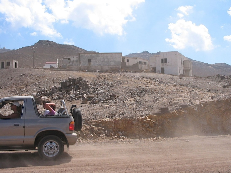Half-Day 4x4 Jeep Safari