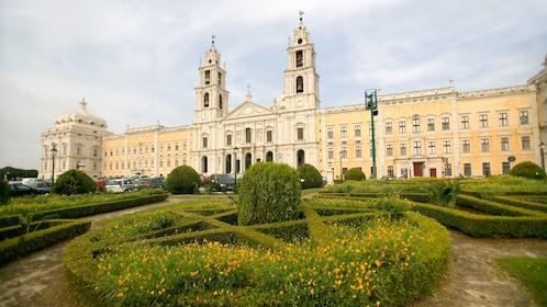 Mafra National Palace and gardens