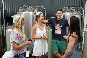 Behind the Scenes Cider Tour