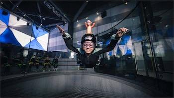 Dubai's Largest Indoor Skydive