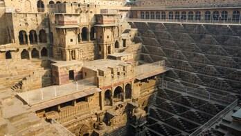 Heritage India with Village Walk Tour
