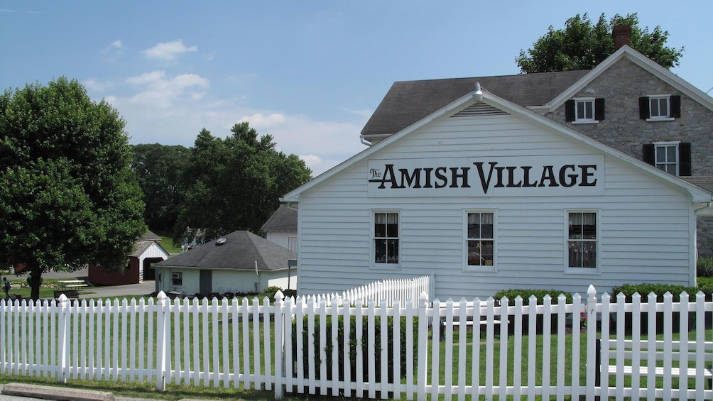 Show item 5 of 5. Amish Village in Lancaster
