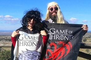 TRON OF THRONES GUIDED VISIT! We are not encyclopedias with legs!